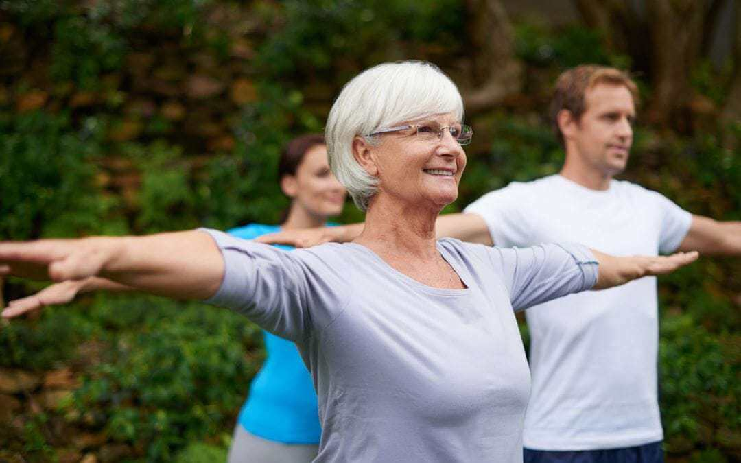 Can Good Balance Prolong Your Life After 60?