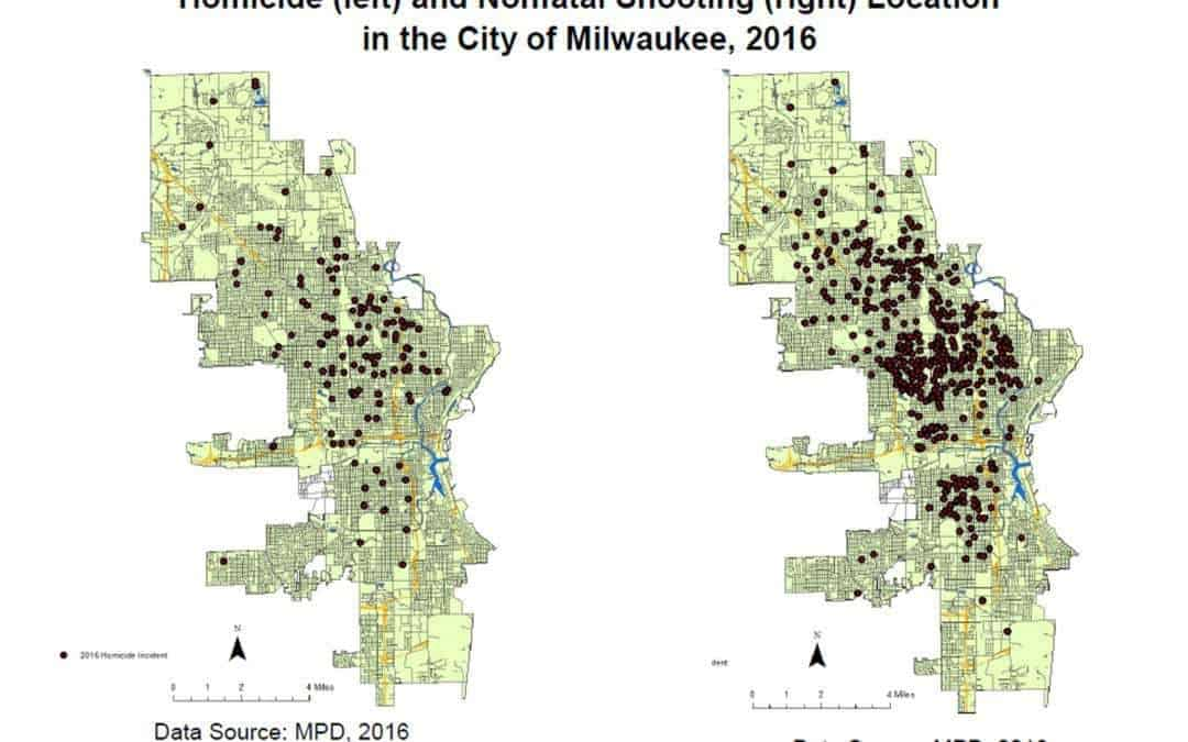 Milwaukee Homicide Report Documents Firearm Deaths, Injuries