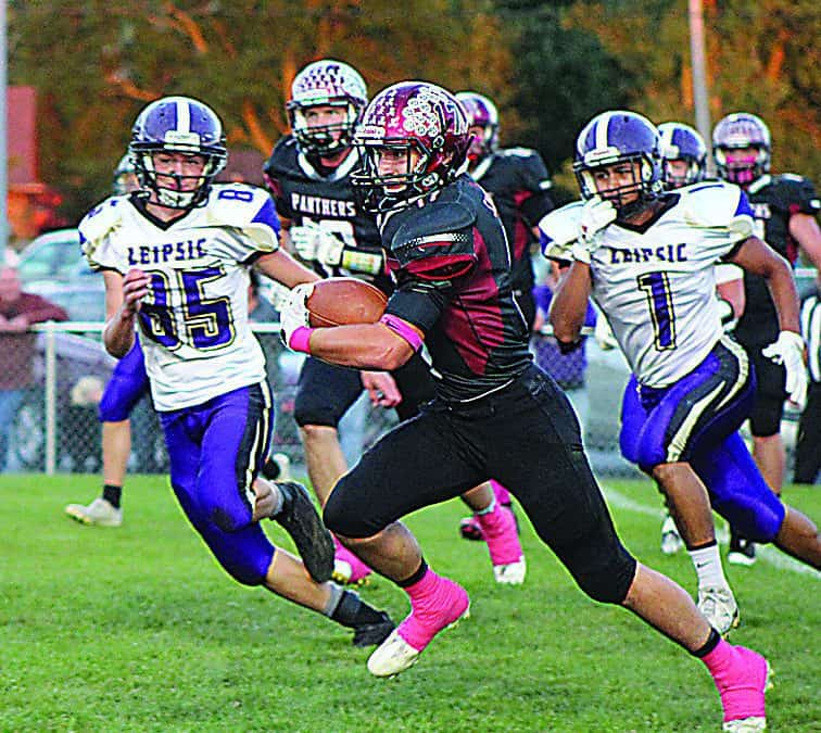 Prep Football: McComb wins one for Jimmy