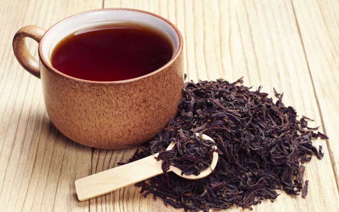 Black tea boosts weight loss by altering gut bacteria