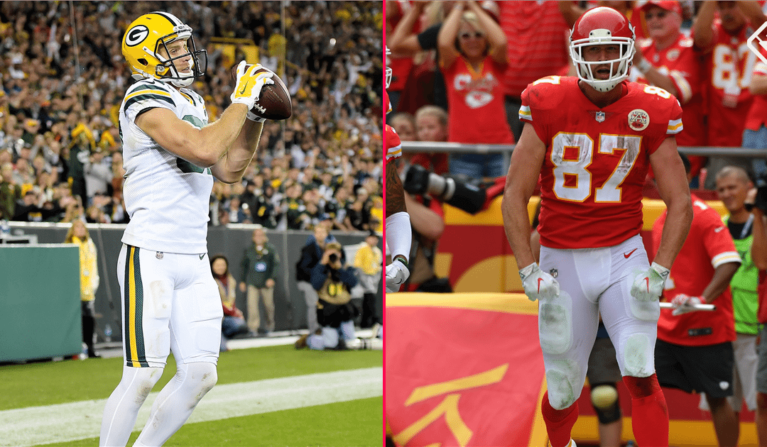Fantasy Football Injury Updates: Jordy Nelson, Travis Kelce, Charles Clay, more affecting Week 6 waiver wire