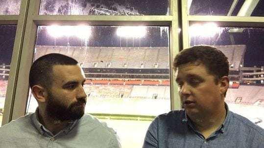 Former Dandy Dozen Grant Harris is providing depth for Mississippi State's defensive line