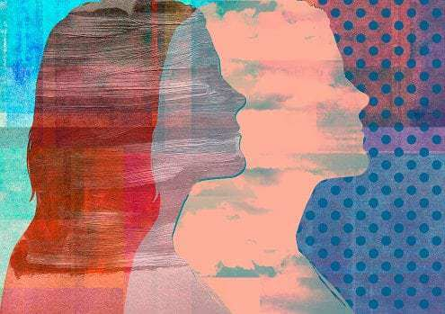 I finally got to know my mother after her mental illness diagnosis