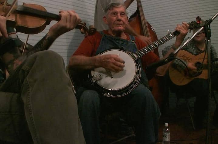 Niles Center Presents Screening of Film on Banjo Legend Lee Sexton