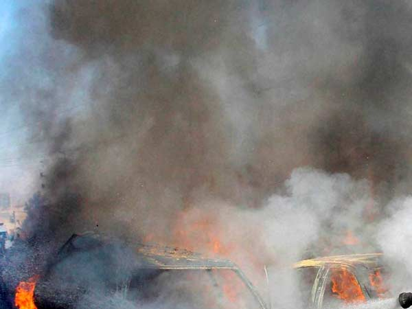 Odisha: 8 killed, 20 injured in an explosion while making crackers in Balasore