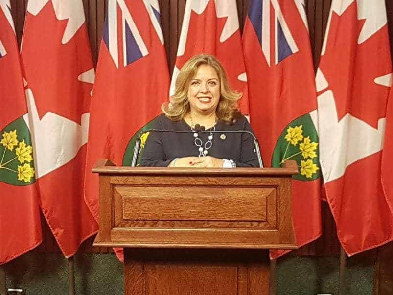 Q&A: Cristina Martins, the MPP who wants to end the tyranny of mandatory high heels