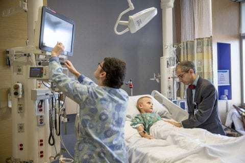 Randall Children's Hospital at Legacy Emanuel First Children's Hospital to Receive Level 1 Pediatric Trauma Verification in the Pacific Northwest