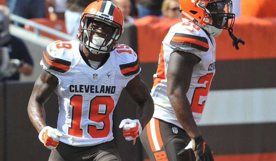 Report: Browns Sent Coleman, Britt Home From Houston