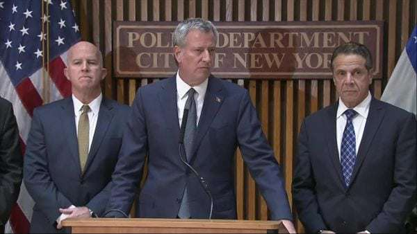 Mayor: NYC bike path attack that killed 8 was 'act of terror'